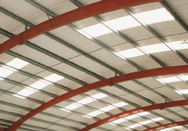 GRP Sheet Rooflight Information